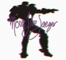 Moves Like Jaeger T-Shirt