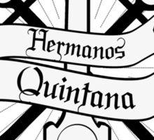 Taller Hermanos Quintana Garaje Luarca Asturias Sticker