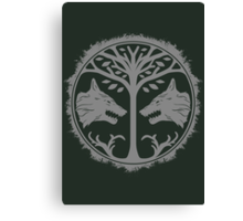 The Iron Banner - Destiny Canvas Print