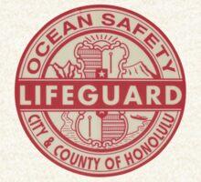 Hawaii Lifeguard Logo by mrdoomits