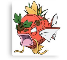 Forestkarp - The most fierce of the karps! Canvas Print