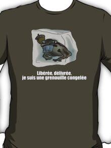 Point Culture : Grenouille des Bois T-Shirt