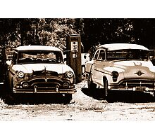 Blast from the Past Photographic Print