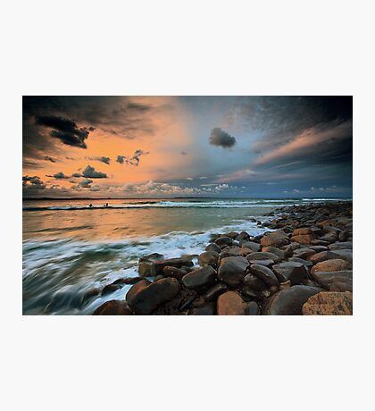 Evening calm Photographic Print