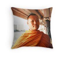 Chao Phraya - Bangkok - Thailand Throw Pillow