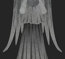 Weeping Angel by Delucienne Maekerr