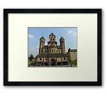 Maria Laach Abbey Framed Print