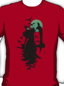 Fiddlesticks Crows T-Shirt