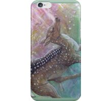 Fawn iPhone Case/Skin