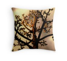 Spirit Tree Throw Pillow
