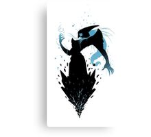 Lissandra Rock Canvas Print