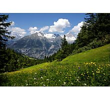 Switzerland Landscape Photographic Print