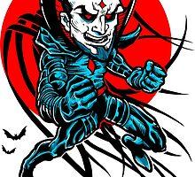 Mr. Sinister by Crab-Metalitees