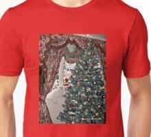Snowdrop the Maltese - Christmas Morning Unisex T-Shirt
