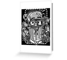 Hobby Sickness Greeting Card