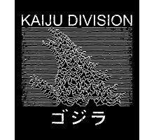 Kaiju Division Photographic Print