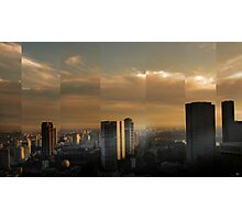 Singapore Cityscape Photographic Print