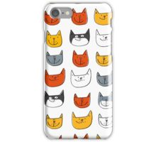 Some Cats iPhone Case/Skin