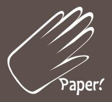 Paper!! by F.M. Gore-Kelly
