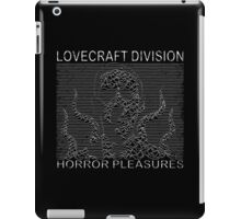 Lovecraft Division iPad Case/Skin