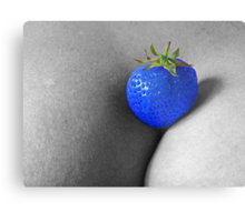 Blue Berry ! Metal Print