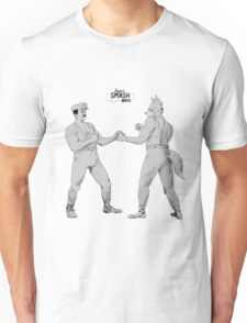 Old Timey Smash Bros Unisex T-Shirt