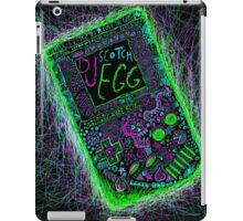 neon punk gameboy iPad Case/Skin