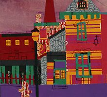 Revolving Museum, Lowell by brettonarts