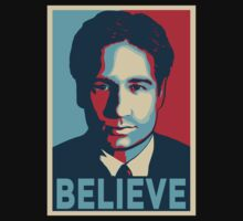 FOX MULDER BELIEVE T-Shirt