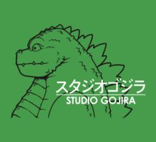 Studio Gojira by pigboom