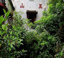 The Ngoc Son Temple - Hanoi, Vietnam. by Tiffany Lenoir