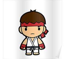 Karate Guy Poster