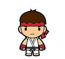 Karate Guy Photographic Print