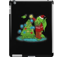 Cthulhu Christmas iPad Case/Skin