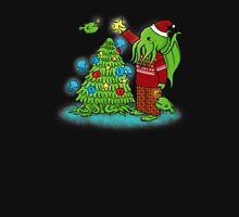 Cthulhu Christmas Unisex T-Shirt