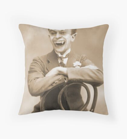 Precious Louie Throw Pillow