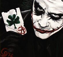 batman joker by umafix