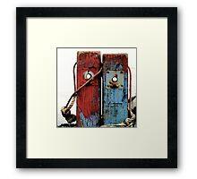 Two Lovers Framed Print