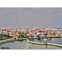 Destin Beach Photographic Print