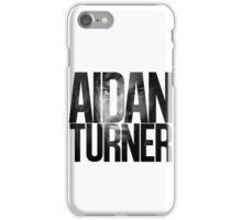 Aidan Turner iPhone Case/Skin