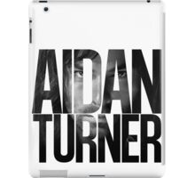 Aidan Turner iPad Case/Skin