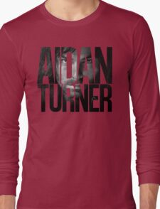 Aidan Turner Long Sleeve T-Shirt