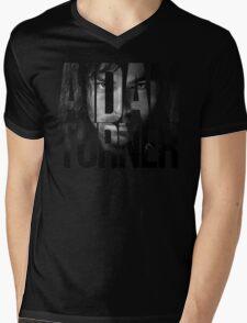 Aidan Turner Mens V-Neck T-Shirt