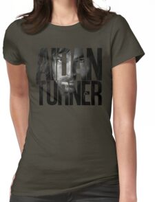 Aidan Turner Womens Fitted T-Shirt