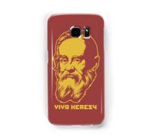 """Galileo """"Viva Heresy"""" Samsung Galaxy Case/Skin"""