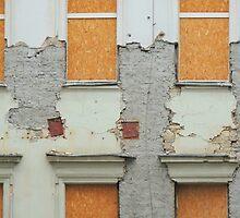 Empty House Abstract by Alexandra Lavizzari
