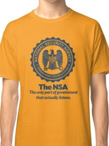 The NSA Classic T-Shirt