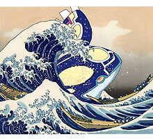 The Great Wave of Kyogre by TLCampbell