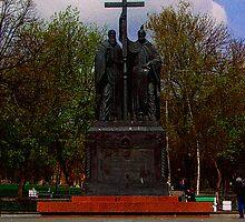 Around Moscow4e by Jon Ayres