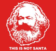 This Is Not Santa by LibertyManiacs
